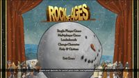 Video Game: Rock of Ages