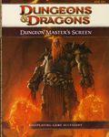 RPG Item: Dungeon Master's Screen