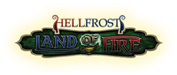 Series: Hellfrost: Land of Fire