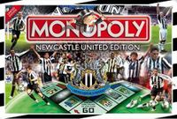 Board Game: Monopoly: Newcastle United Football Club
