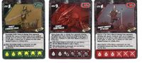 Board Game: Quarriors! Quaxos Promo Cards