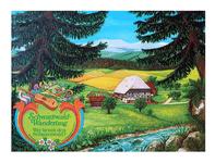 Board Game: Schwarzwald Wanderung