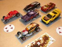 Board Game: Car Wars (fifth edition)