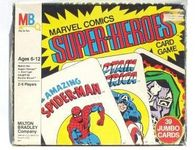 Board Game: Marvel Comics Super-Heroes Card Game