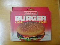 Board Game: Burger Card Game