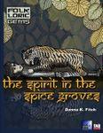 RPG Item: The Spirit in the Spice Groves