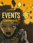 Board Game: The Agents: Events