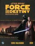RPG Item: Star Wars: Force and Destiny Core Rulebook