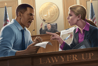 Board Game: Lawyer Up