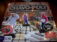 Board Game: Chavo-poly