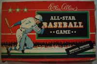 Board Game: All-Star Baseball