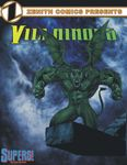 RPG Item: Zenith Comics Presents: Villainous: Green Gargoyle
