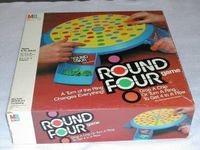 Board Game: Round Four