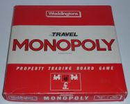 Board Game: Travel Monopoly