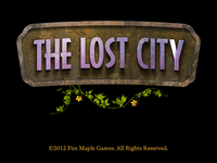 Video Game: The Lost City