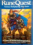 RPG Item: RuneQuest Standard Edition