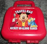 Board Game: Mickey Go-Along Games