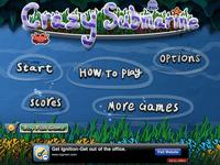 Video Game: Crazy Submarine