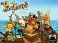 Board Game: Piratoons