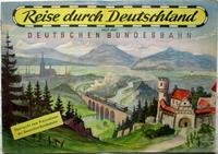Board Game: Reise durch Deutschland mit der Deutschen Bundesbahn