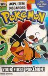 RPG Item: Your First Pokémon!