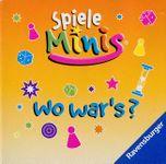 Board Game: Ravensburger Spiele Minis: Wo war's?