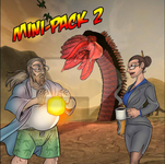 Video Game: Sentinels of the Multiverse: Mini-Pack 2