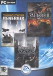Video Game Compilation: Medal of Honor Allied Assault, Battlefield 1942 & Command & Conquer Generals