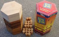 Board Game: Log Jam