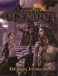 RPG Item: Heirs to Olympia Roleplaying Introduction