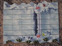 Board Game: Snow Tails: The Leap of Death