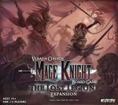 Board Game: Mage Knight Board Game: The Lost Legion Expansion