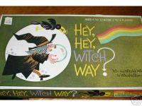 Hey, Hey, Witch Way?