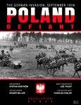 Board Game: Poland Defiant: The German Invasion, September 1939