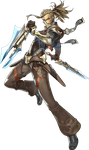 Character: Cole (Xenoblade)