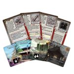 Board Game: Ninja Dice/Zpocalypse Exclusive Cards