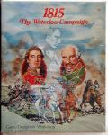 Board Game: 1815: The Waterloo Campaign