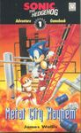 RPG Item: Sonic the Hedgehog Adventure Gamebooks 1: Metal City Mayhem