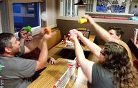 Board Game: Pig Pong