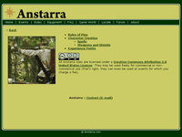 RPG Item: Anstarra Rules of Play