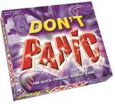 Board Game: Don't Panic!