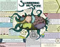RPG Item: Slumbering Mu Spore