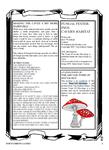 RPG Item: Fungal Festerings: Cavern Habitat