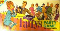 Board Game: Taffy's Party Game