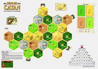 Board Game: Die Siedler von Luxemburg