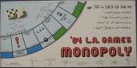 Board Game: Monopoly: '84 L.A. Games