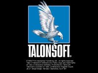 Video Game Publisher: TalonSoft