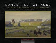 Board Game: Longstreet Attacks: The Second Day at Gettysburg