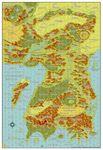 RPG Item: Rhadamanthia District Map 9: Western Karak