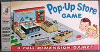 Board Game: Pop-Up Store Game